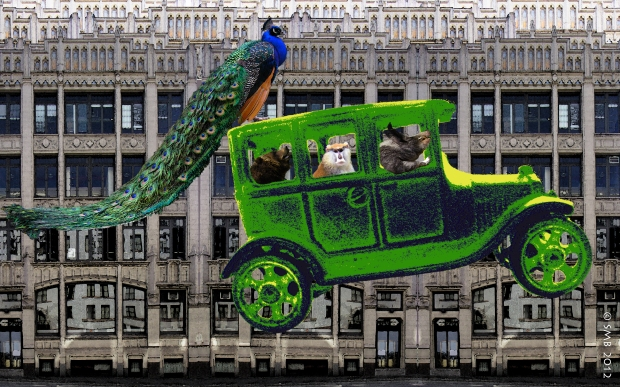 AnimalTrafficMetro2012GreenCar