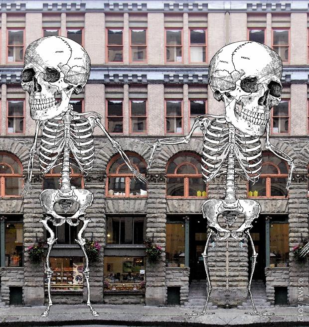 SkeletonStreetMural f